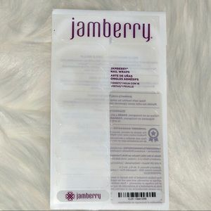 🆕 💅🏼 Jamberry Nail Wraps Clear